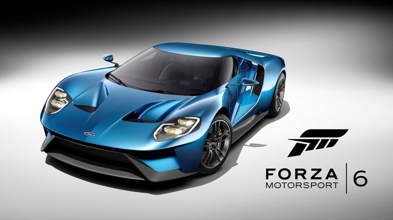 Microsoft Announces Forza Motorsport 6 with Ford GT High Resolution Exterior - image 611525