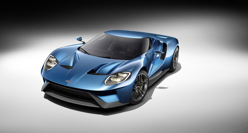 Microsoft Announces Forza Motorsport 6 with Ford GT