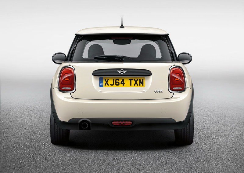 2015 Mini One First 5-Door High Resolution Exterior - image 612116
