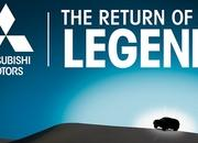 "Mitsubishi Announces ""The Return Of A Legend"" For 2015 Chicago Auto Show - image 612391"