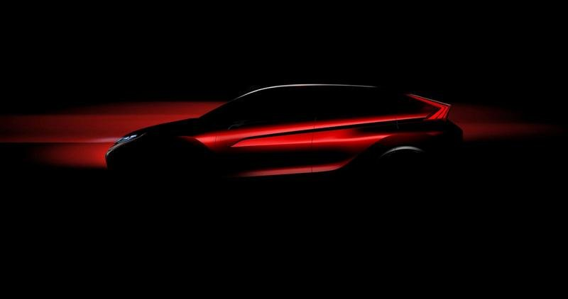 Mitsubishi Teases New Concept for the 2015 Geneva Motor Show Exterior - image 613675