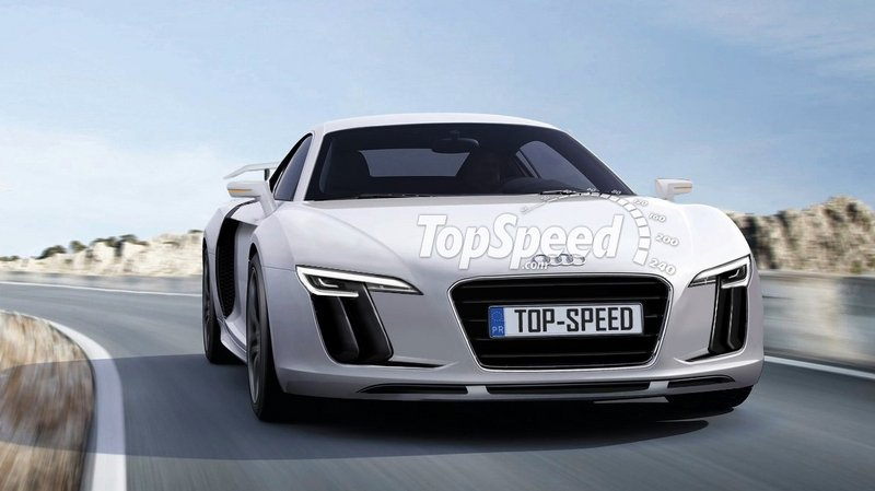 Next Audi R8 And R8 E-tron Will Be Unveiled In Geneva