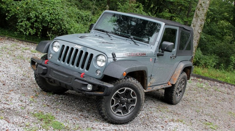 Next Generation Jeep Wrangler Could Go Hybrid