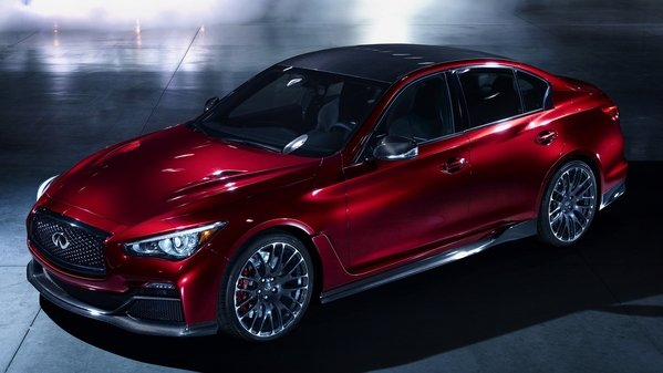 Infiniti has confirmed that the Q50 Eau Rouge is a no go.