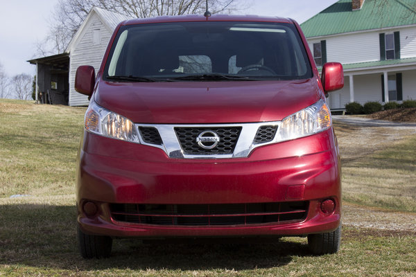2015 nissan nv200 driven picture 613889 truck review top speed. Black Bedroom Furniture Sets. Home Design Ideas