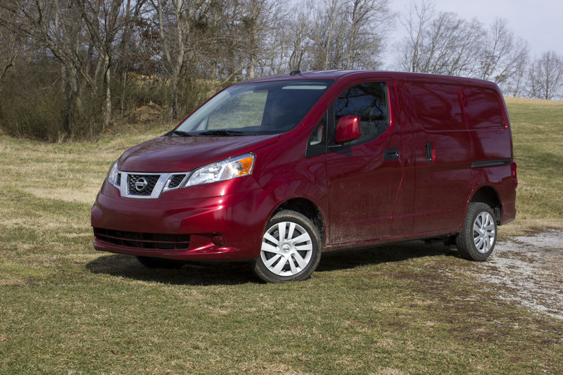 2015 nissan nv200 driven picture 613894 truck review top speed. Black Bedroom Furniture Sets. Home Design Ideas