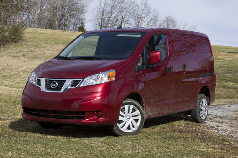 2015 Nissan NV200 - Driven High Resolution Exterior - image 613895