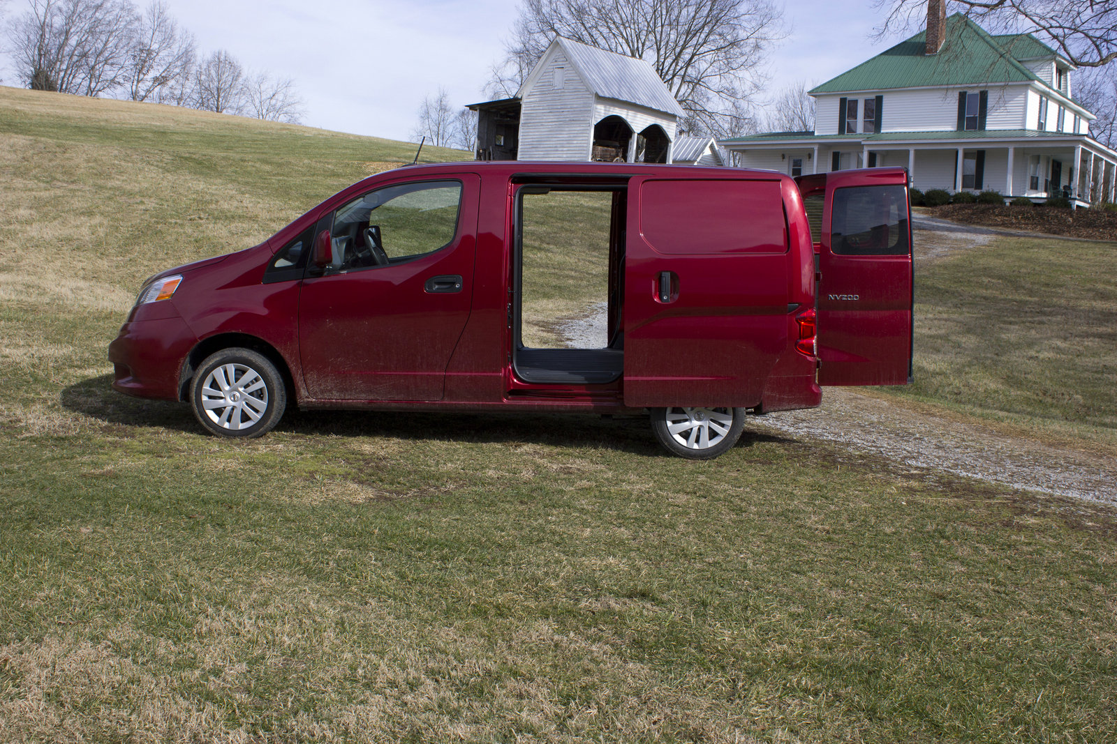 2015 nissan nv200 driven picture 613906 truck review top speed. Black Bedroom Furniture Sets. Home Design Ideas