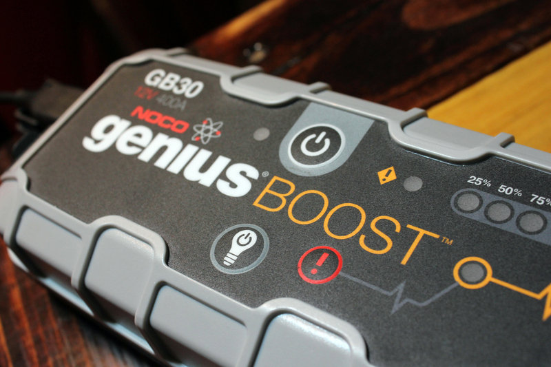 Noco GB30 Genius Boost - TopSpeed Tested