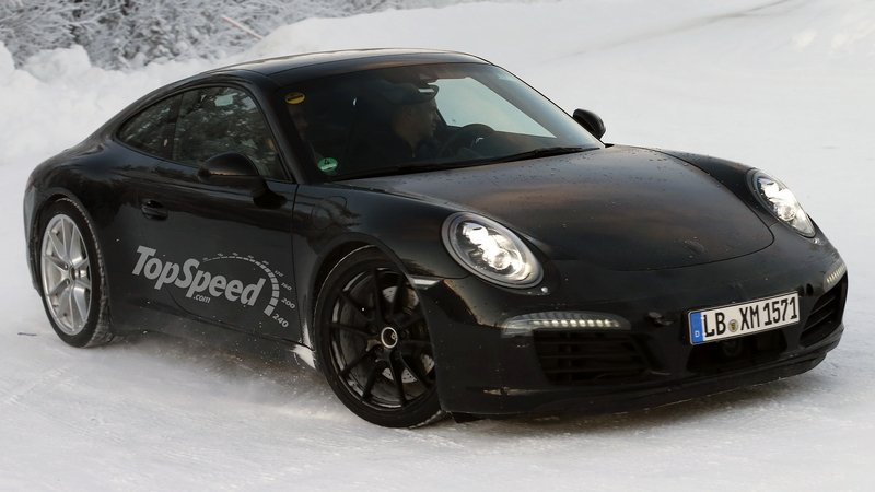 Porsche 911 Family Will Go Turbo; Sub-918 Model Also Planned