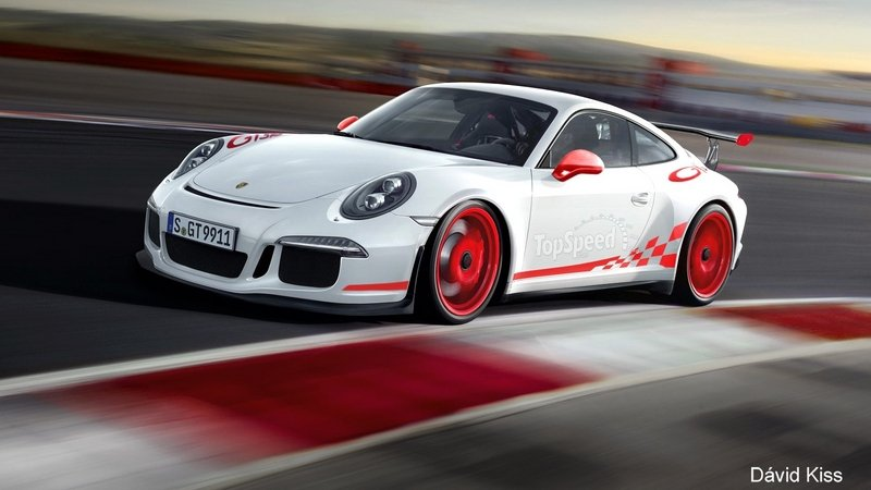 Porsche 911 GT3 RS To Get A Brand New Engine