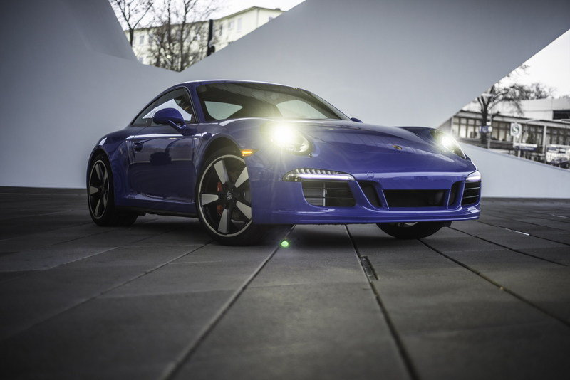 2015 Porsche 911 GTS Club Coupe High Resolution Exterior - image 612261