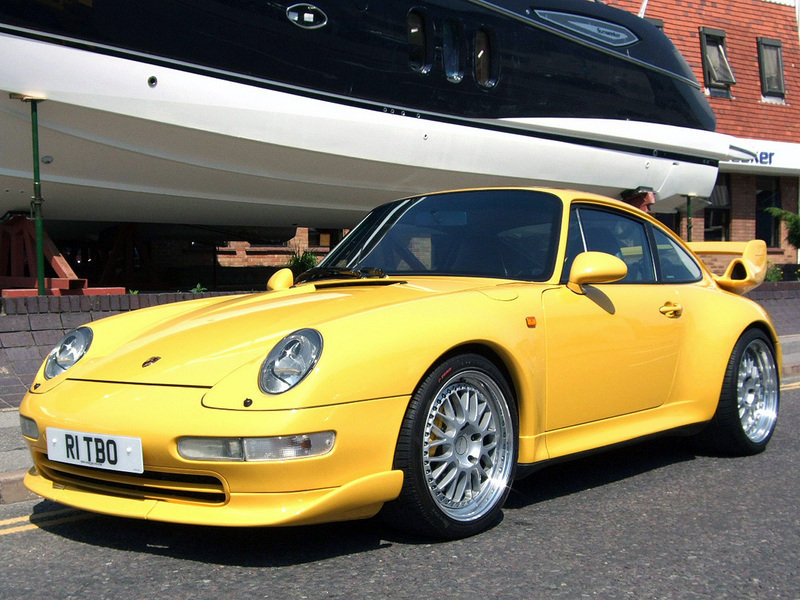 1995 - 1998 Porsche 911 GT2 (993) High Resolution Exterior - image 609759
