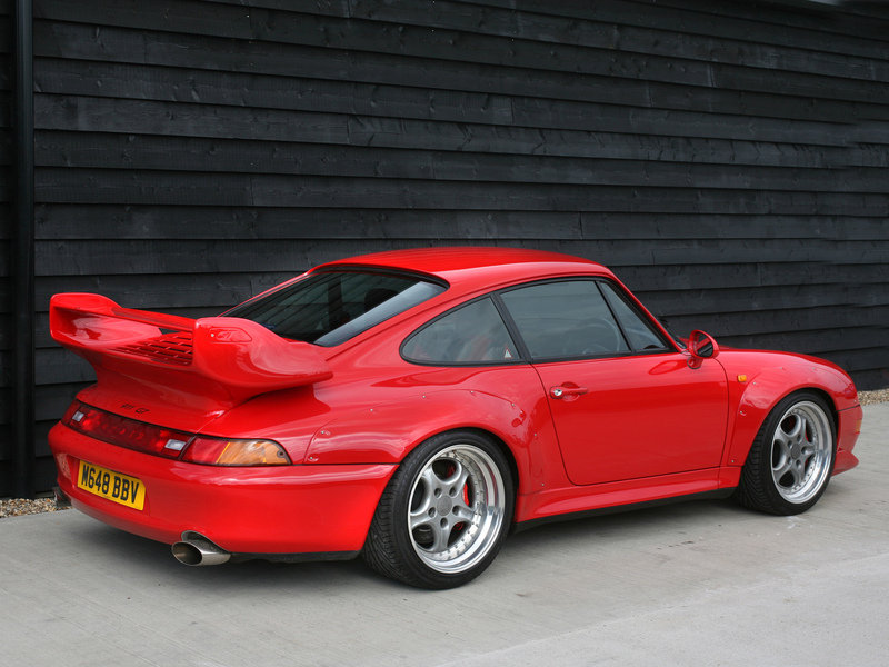 1995 - 1998 Porsche 911 GT2 (993) High Resolution Exterior - image 609762