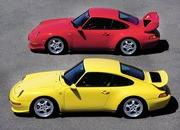 1995 - 1996 Porsche 911 Carerra RS (993) - image 609736