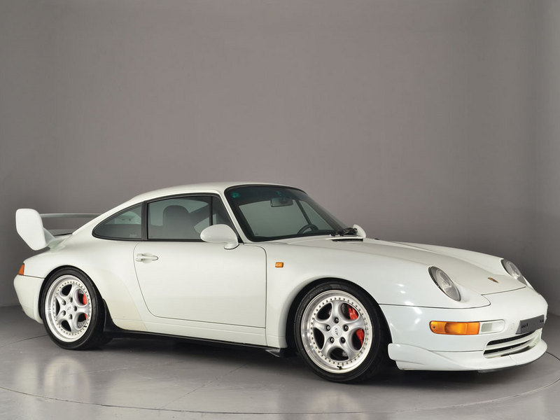 1995 - 1996 Porsche 911 Carerra RS (993) High Resolution Exterior - image 609723
