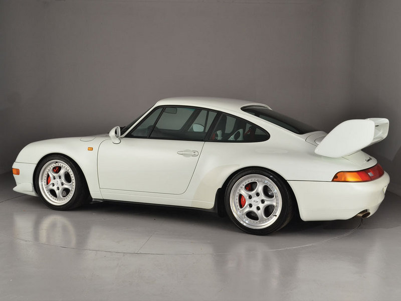 1995 - 1996 Porsche 911 Carerra RS (993) High Resolution Exterior - image 609724