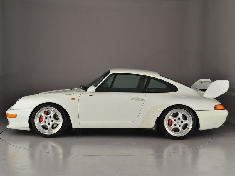 1995 - 1996 Porsche 911 Carerra RS (993) High Resolution Exterior - image 609727