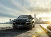 Porsche Cayenne Turbo S Brings its 570 HP to Detroit - image 610568