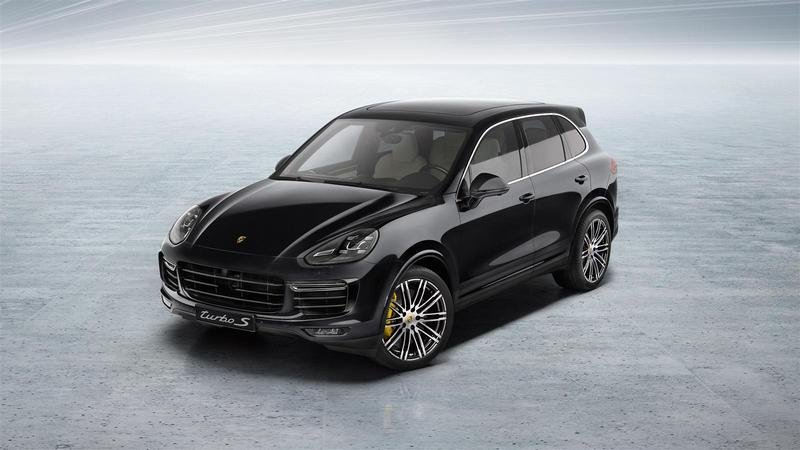 2016 Porsche Cayenne Turbo S High Resolution Exterior - image 610560