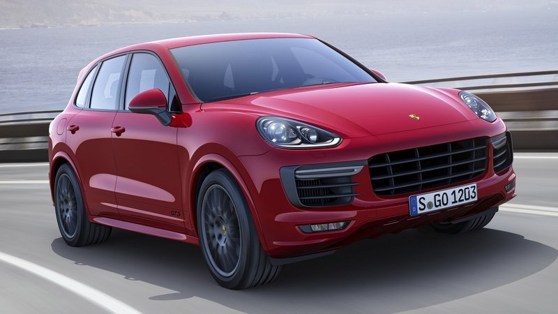 Porsche Says The Next Cayenne Will Be The World's