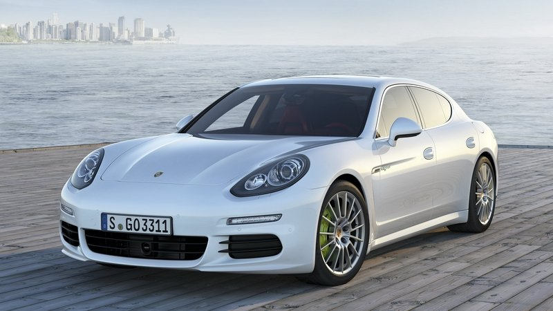 Porsche Working on an All-Electric Pajun to Battle Tesla