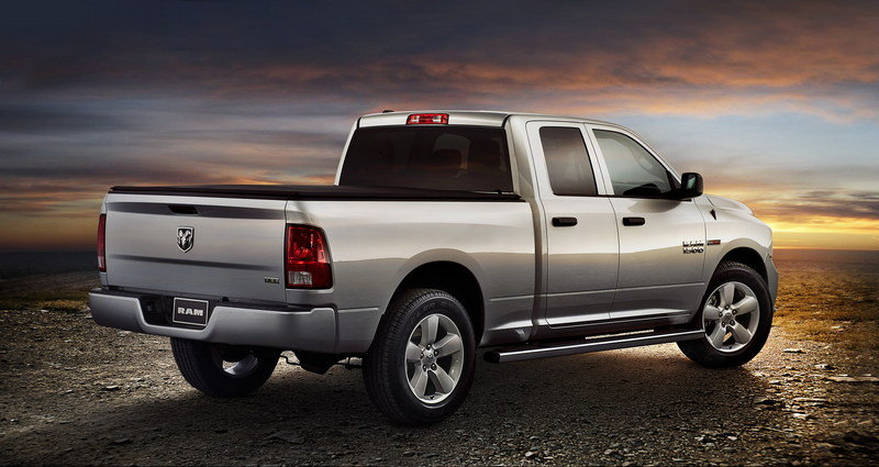 2015 Ram 1500 EcoDiesel HFE High Resolution Exterior - image 610994