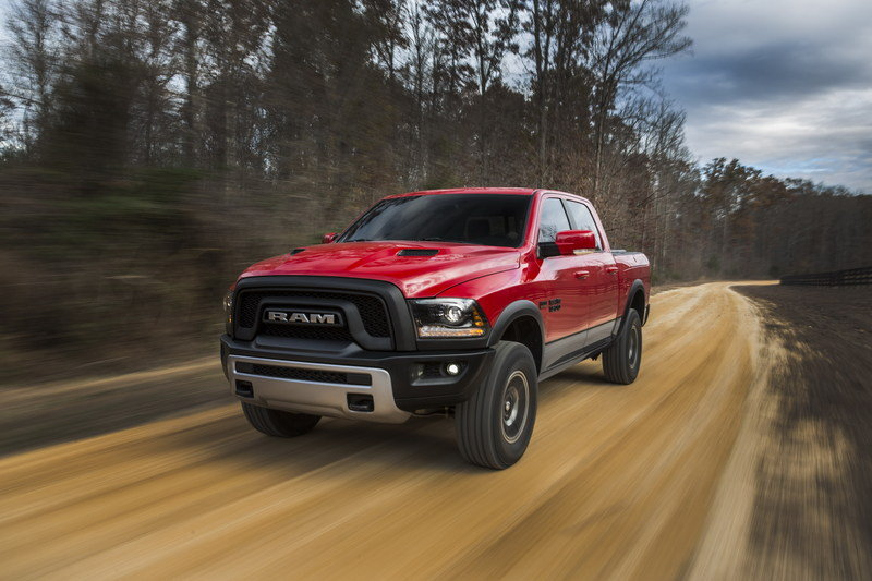 2015 Ram 1500 Rebel High Resolution Exterior - image 610890