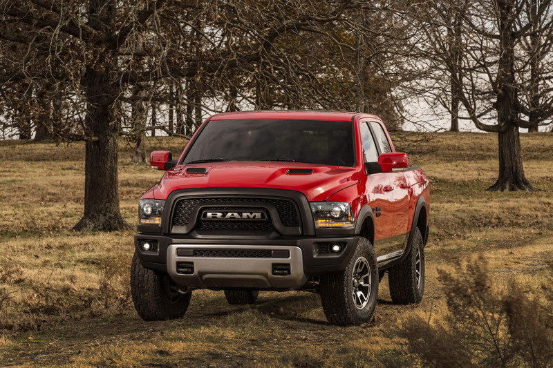 2015 Ram 1500 Rebel High Resolution Exterior - image 610873