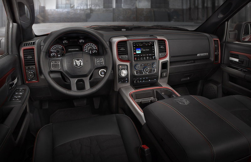 2015 Ram 1500 Rebel High Resolution Interior - image 610910