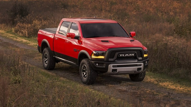 FCA's U.S. Factories Will Only Make Trucks, SUVs