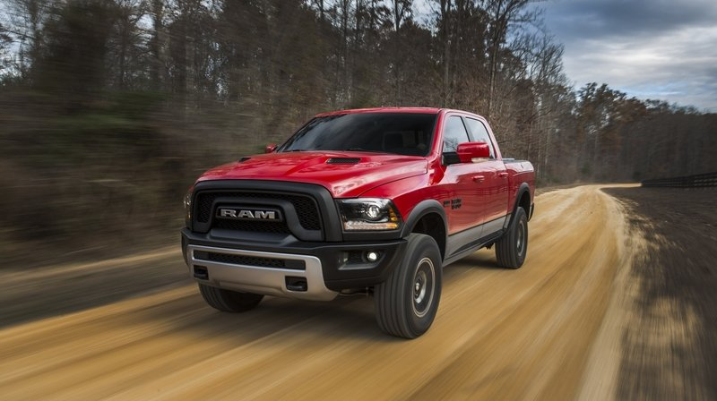 Ram 1500 Rebel Unveiled At the 2015 Detroit Auto Show
