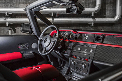 2015 Rolls-Royce Phantom Drophead Coupe Nighthawk High Resolution Interior - image 614641