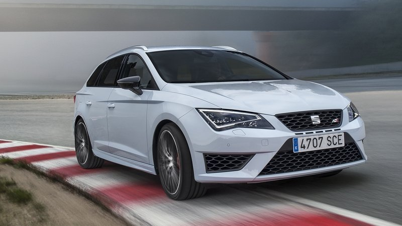 2015 Seat Leon ST Cupra 280 High Resolution Exterior - image 609502