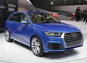 Second-Generation Audi Q7 Revealed in Detroit - image 610967