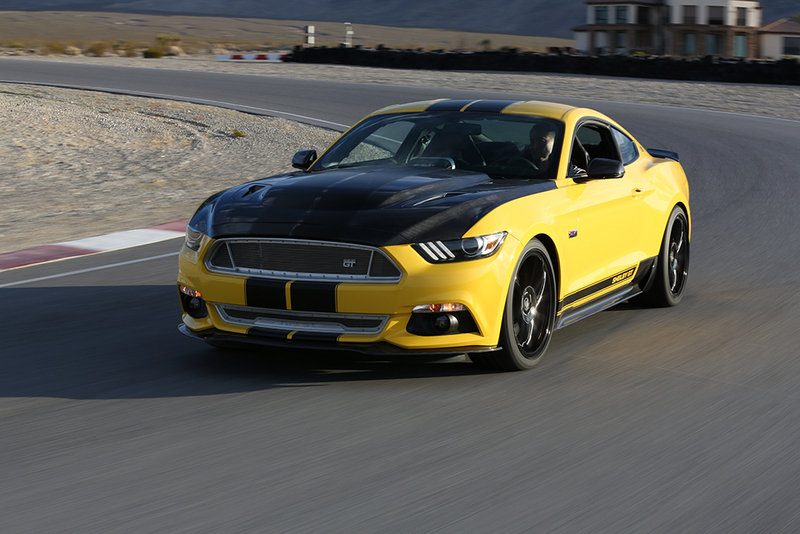 2015 Shelby GT High Resolution Exterior - image 611828