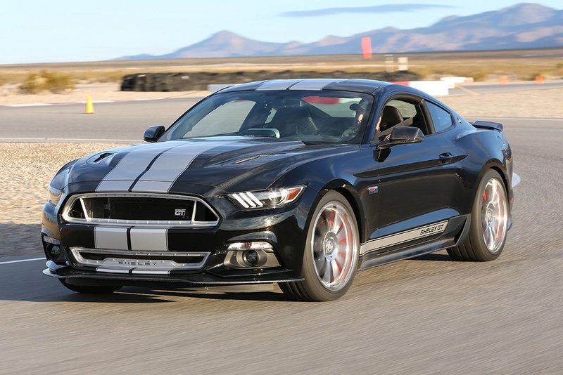 2015 Shelby GT High Resolution Exterior - image 611821