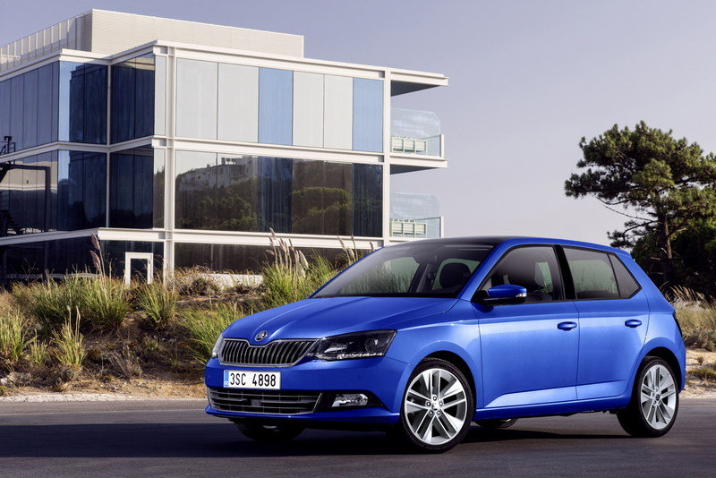 2015 Skoda Fabia High Resolution Exterior Wallpaper quality - image 609376