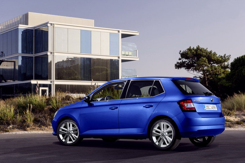 2015 Skoda Fabia High Resolution Exterior - image 609388
