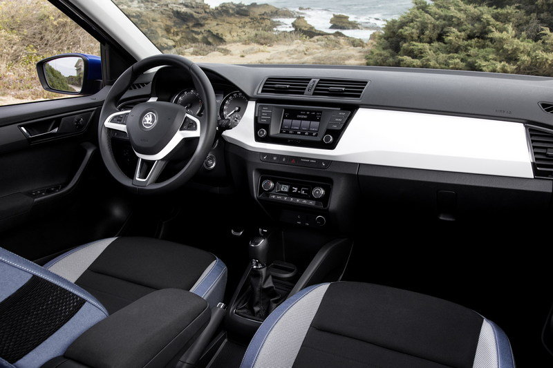2015 Skoda Fabia High Resolution Interior - image 609419