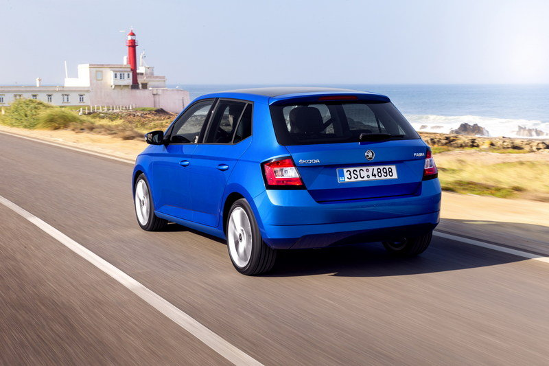 2015 Skoda Fabia High Resolution Exterior - image 609373