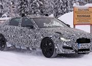 Spy Shots: 2016 Jaguar XF Caught Playing in the Snow - image 611307