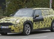 Spy Shots: Mini Clubman Spied Inside and Out - image 609166