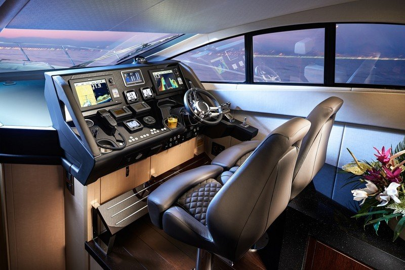 2014 Sunseeker Manhattan 55 High Resolution Interior - image 611769
