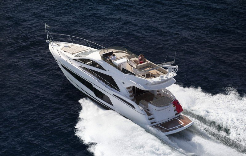 2014 Sunseeker Manhattan 55 High Resolution Exterior - image 611758