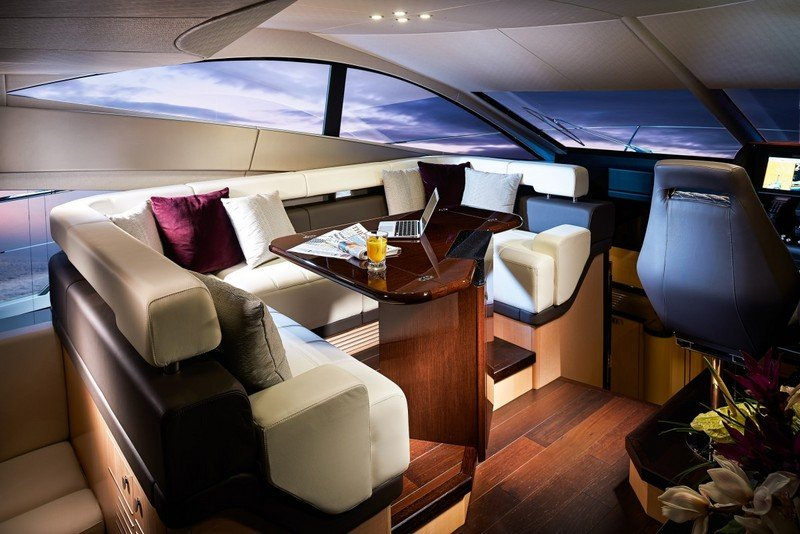 2014 Sunseeker Manhattan 55 Interior - image 611766