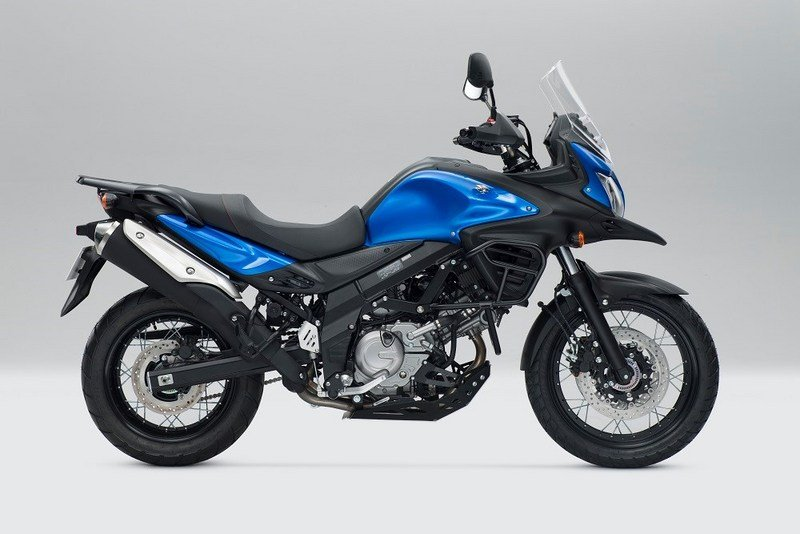 Suzuki V-Strom 650XT Arrives in Dealerships