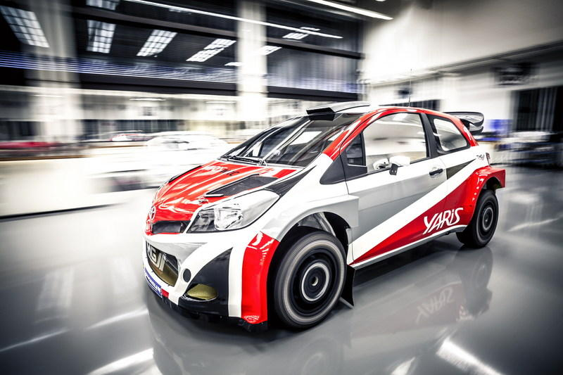 2015 Toyota Yaris WRC High Resolution Exterior - image 614659