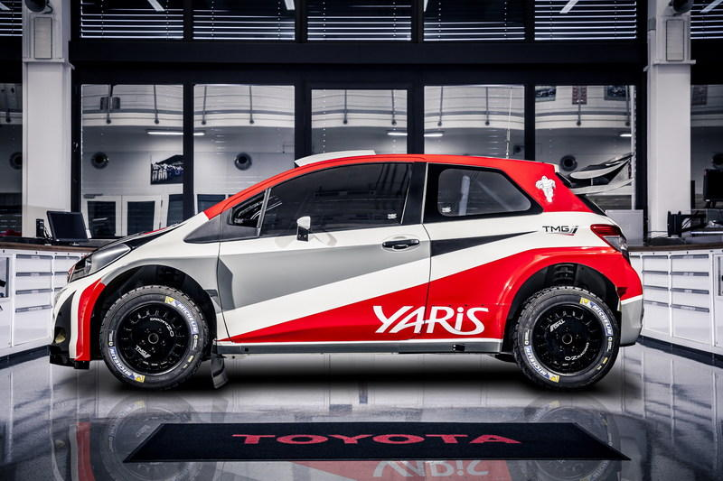 2015 Toyota Yaris WRC High Resolution Exterior - image 614655