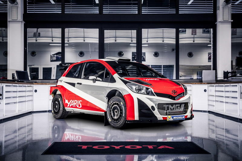2015 Toyota Yaris WRC High Resolution Exterior Wallpaper quality - image 614656